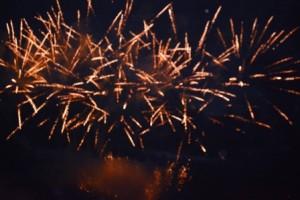 2016 Danville Fireworks Show